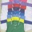 เสื้อคอปกวี ผ้าปีเก้ (ตัดต่อสี) แขนสั้น thumbnail 1