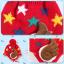 หมวกไหมพรมสำหรับเด็ก หมวกกันหนาวเด็กเล็ก ลายดวงดาวติดปีก (ไม่มีผ้าพันคอ) [มี 5 สี] thumbnail 12