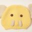 หมวกไหมพรมถักมือ หมวกบีนนี่สำหรับเด็ก ลายช้างน้อย (มี 5 สี) thumbnail 16