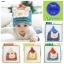 หมวกไหมพรมถักมือ ปลายหมวกแหลม หมวกบีนนี่สำหรับเด็ก ลายกระต่าย (มี 4 สี) thumbnail 1