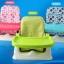เก้าอี้ทานข้าวเด็ก 3 in 1 Booster ขาตั้งปรับระดับได้ thumbnail 6
