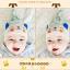 หมวกบีนนี่ หมวกเด็กสวมแบบแนบศีรษะ ลายกระต่ายน้อย (มี 5 สี) thumbnail 22