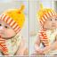 AP189••เซตหมวก+ผ้ากันเปื้อน•• / Big Dream [สีเหลือง] thumbnail 3