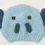 หมวกไหมพรมถักมือ หมวกบีนนี่สำหรับเด็ก ลายช้างน้อย (มี 5 สี) thumbnail 13