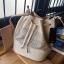 Zara Women Bucket Bag With Leather Detail thumbnail 5