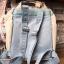Himawari Canvas and Leather Backpack มีให้เลือกหลายลาย thumbnail 6