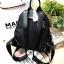 MARCS DETAIL Unisex Backpack 2017 *พร้อมป้ายTag+ถุงผ้ากันฝุ่น* thumbnail 8