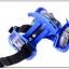 ล้อสเก็ตสวมรองเท้า Flashing Roller ล้อมีไฟ LED ปรับขนาดได้ตามวัย thumbnail 15