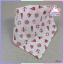 ผ้าพันคอเด็กอ่อนสามเหลี่ยม อเนกประสงค์แสนน่ารัก โทนสีเด็กหญิง แพ็ค 6 ชิ้น ส่งฟรี ลทบ. thumbnail 2