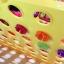 ชุดกระดานโมเสก เม็ดใหญ่ สำหรับเด็กเล็ก ยี่ห้อ Button Nail thumbnail 9