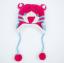 หมวกไหมพรมสำหรับเด็ก หมวกกันหนาวเด็กเล็ก ลายเสือ (มี 5 สี) thumbnail 21