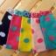 ถุงเท้ายาวเด็กหญิง 2-8 ปี ลายจุด แฟชั่นเกาหลี สีสันสดใสน่ารัก thumbnail 3