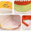HT326••หมวกเด็ก•• / หมวกแก็ป Music (สีชมพู) thumbnail 5