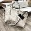 Zara Trf Leather Tote Bag สีขาว #รุ่นยอดนิยม #ใบใหญ่ทนคุ้มค่ะ thumbnail 7