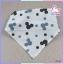 ผ้าพันคอเด็กอ่อนสามเหลี่ยม อเนกประสงค์แสนน่ารัก โทนสีเด็กชาย แพ็ค 6 ชิ้น ส่งฟรี ลทบ. thumbnail 4