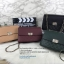 CHARLES & KEITH QUILTED CHAIN SHOULDER BAG *free ถุงผ้าแบรนด์ thumbnail 1