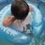 ห่วงยางว่ายน้ำเด็กเล็ก ช่วยพยุงอกและหลัง Swim Trainer Back Rings มีฟ้า ชมพู thumbnail 7