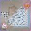 ผ้าพันคอเด็กอ่อนสามเหลี่ยม อเนกประสงค์แสนน่ารัก โทนสีเด็กชาย แพ็ค 6 ชิ้น ส่งฟรี ลทบ. thumbnail 1