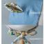 หมวกไพลอท หมวกนักบินมีหูสำหรับเด็ก ลายพื้น ด้านในลายดอกไม้ (มี 2 สี) thumbnail 12