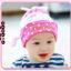 HT184••หมวกเด็ก•• / [สีชมพูอ่อน] Bunny thumbnail 4