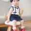 SK105••ถุงเท้าเด็ก•• หมู (ข้อสั้น-เลยตาตุ่ม) thumbnail 2