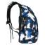 Ecosusi กระเป๋าสัมภาระคุณแม่ แบบเป้ มาพร้อมแผ่นรองเปลี่ยนผ้าอ้อม, สายคล้องรถเข็น, ช่องเก็บความร้อน-เย็น (Navy Patten) thumbnail 4
