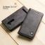 เคส Zenfone GO (ZB500KG), (ZB500KL) เคสฝาพับเกรดพรีเมี่ยม ลายหนัง พร้อมช่องใส่บัตรด้านใน (พับเป็นขาตั้งได้) สีเทา (หมุดเหล็ก) thumbnail 1