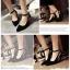 รองเท้าส้นสูงไซส์ใหญ่ 44 ทรงหัวแหลม สีดำ รุ่น KR0474 thumbnail 4