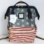 กระเป๋า Anello USA Classic CANVAS Rucksack (STD) วัสดุ CANVAS Fabric เนื้อหนานิ่มคุณภาพดี ออกเเบบลาย Limited สวยเก๋ไม่เหมือนใคร thumbnail 4