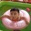 ห่วงยางว่ายน้ำเด็กเล็ก ช่วยพยุงอกและหลัง Swim Trainer Back Rings มีฟ้า ชมพู thumbnail 13