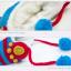 หมวกไหมพรมสำหรับเด็ก หมวกกันหนาวเด็กเล็ก ลายเสือ (มี 5 สี) thumbnail 16