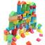 ชุดบล็อคไม้ของเล่น ทรงเรขา สร้างเมือง 80 ชิ้น thumbnail 6