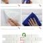 วอลเปเปอร์อิฐโฟม 3D ติดผนัง สีขาว มีกาวในตัว ขนาด 70*77 ซม. thumbnail 11