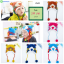 หมวกไหมพรมสำหรับเด็ก หมวกกันหนาวเด็กเล็ก ลายเสือ (มี 5 สี) thumbnail 1
