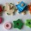 ของเล่นบล็อคไม้ สวมหลักจิ๊กซอว์ เต่าน้อย 4 ตัว เสริมพัฒนาการ thumbnail 11