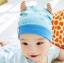 หมวกบีนนี่ หมวกเด็กสวมแบบแนบศีรษะ ลายปีศาจน้อย (มี 5 สี) thumbnail 11