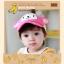 หมวกแก๊ป หมวกเด็กแบบมีปีกด้านหน้า ลายลิงน้อย (มี 3 สี) thumbnail 12