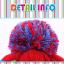 หมวกไหมพรมสำหรับเด็ก หมวกกันหนาวเด็กเล็ก ลายน้องหมี (มี 5 สี) thumbnail 9