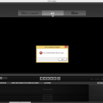ทำอย่างไร เมื่อบาง Template ใน GoPro Studio ใช้ไม่ได้