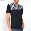 เสื้อยืดคอวี สำหรับ ผู้ชายอ้วน 2XL 3XL 4XL รหัส NR60035