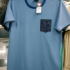 เสื้อยืดคอกลม สำหรับ ผู้ชายอ้วน 2XL 3XL 4XL รหัส NR60049