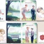 หลง (มา) รัก 2 เล่มจบ +มินิ + ที่คั่น + โปสการ์ด (รอบจอง) : Indigo