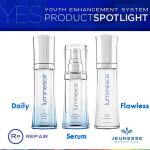 Flawless Skin Brightener ครีมรักษาฝ้า ผิวขาวสว่างใส1 ขวด ขนาด 30 ml.+Cellular Rejuvenation Serum + Daily Moisturizing Complex