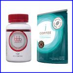 Jeunesse BBB (Block Burn Build) ผลิตภัณฑ์ลดน้ำหนัก และควบคุมน้ำหนัก + Jeunesse Coffee กาแฟ j-coffee (แพ็ค 10 ซอง)