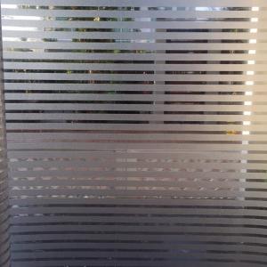 "PVC สูญญากาศติดกระจก ""Stripp Static"" หน้ากว้าง 90 cm ราคาต่อเมตร 270 บาท"