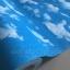 """Wallpaper Sticker วอลล์เปเปอร์แบบมีกาวในตัว """"ท้องฟ้า 2"""" หน้ากว้าง 1.22m ตัดขายตามความยาว เมตรละ 250 บาท thumbnail 2"""