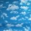 """Wallpaper Sticker วอลล์เปเปอร์แบบมีกาวในตัว """"ท้องฟ้า 2"""" หน้ากว้าง 1.22m ตัดขายตามความยาว เมตรละ 250 บาท thumbnail 3"""