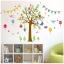 """สติ๊กเกอร์ติดผนังตกแต่งบ้าน """"ต้นไม้ Cute Tree Festival"""" ความสูง 80 cm กว้าง 140 cm thumbnail 2"""