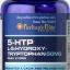 ลดภาวะซึมเศร้า 5-HTP 50 mg (Griffonia Simplicifolia) / 60 Capsules thumbnail 1