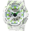 Casio G-Shock GA-110TX Textile pattern series รุ่น GA-110TX-7A